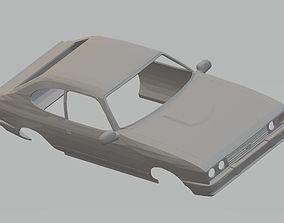 Ford Capri MK3 printable Body Car