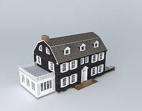 Amityville House 3D model