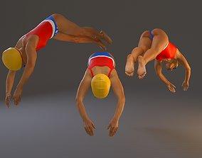 3D model SwwimmingPool Female BCC 2130 010