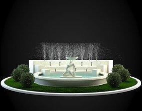 Fountain street 3D model