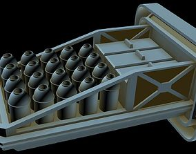 3D cr-20 Starship part 18