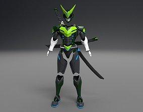 3D print model other Genji Sentai full armor