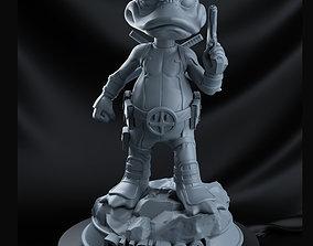3D print model Duckpool