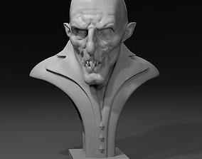 The Vampire 3D model