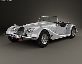 Morgan Plus 8 1968 3D model