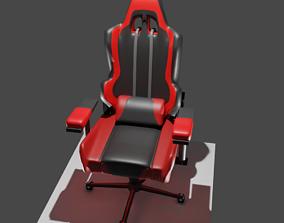Gaming seat 3D model