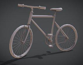 Modern Bicycle 3D printable model