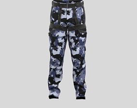 3D pants Leon Kennedy clo