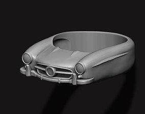 car ring 9 3D print model