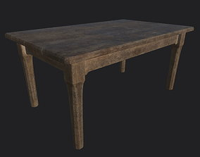 3D model realtime Classic Table