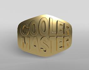 Cooler Master Logo 02 3D asset