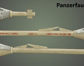 Panzerfaust 60 3D asset