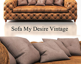 Sofa My Desire Vintage 3D model