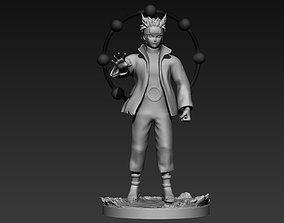 naruto six paths figurine 3d print