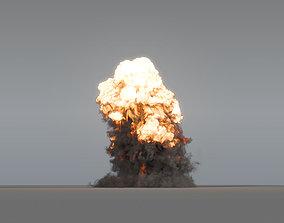 Explosion 03 - VDB 3D