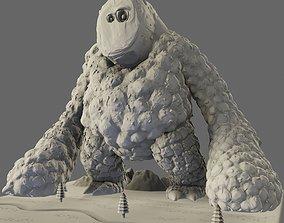 Rock Dude - 3D Print Model