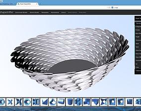3D printable model Bowls