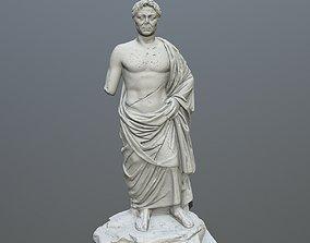 statue 1 3D print model