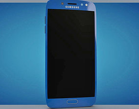 3D Samsung Mobile Phone