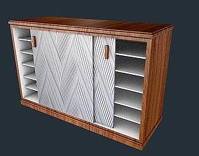 Shoes cabinet 7 3D
