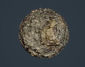 Rock Ground Seamless PBR Texture 05 3D model