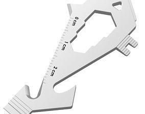 3D printable model New Mechanical Multi-tool Gadget