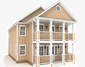 3D Cottage 52