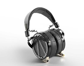 3D ear LCD Headphones