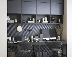 Furniture composition 5 3D