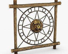 Ancient ornament 3D model