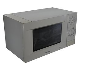 3D model Microwaves Low Poly