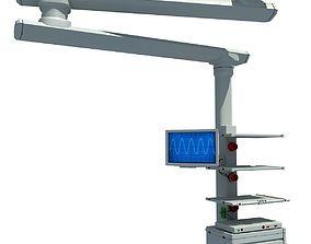 3D model Detailed Medical Equipment 08