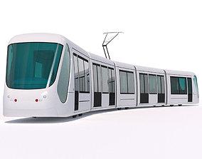 City Tram II 3D