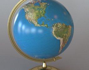 3D World globe student