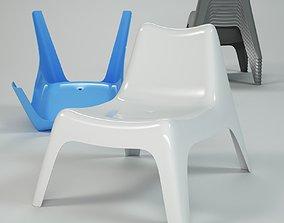 chair IKEA PS VAGO 3D