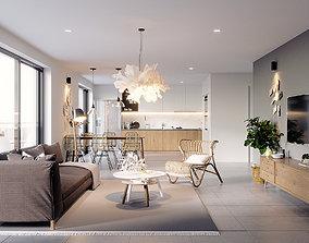 Apartment - 3D MODEL