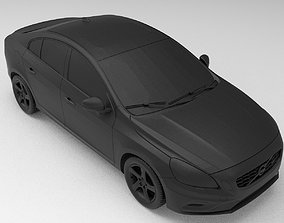 3D printable model Volvo S60 R-Design