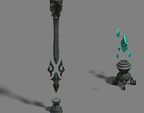 3D model Stone 1