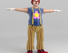 3D model Bobby The Clown