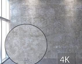 3D asset Concrete wall 339