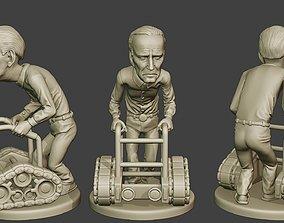 Joe Biden Old Walker Meme 3D print model