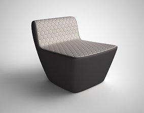 3D Tea Lounge Chair