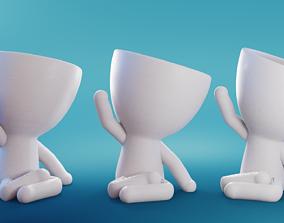 3D printable model Robert Plant 9 - 3mf ready to print 1