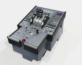3D model Lower Pedestal compiled