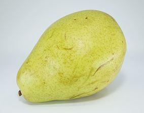 3D asset Realistic - Pear