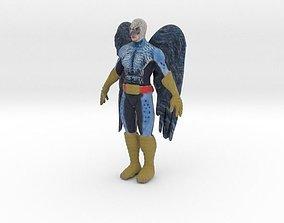 3D print model Birdman Statue