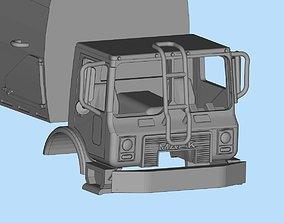 Garbage Truck MACK mr688s 3d printed rc car parts Scale
