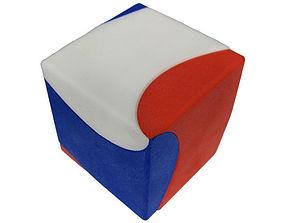 3D print model Cubic Trisection
