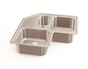 Kitchen sink 23 3D model
