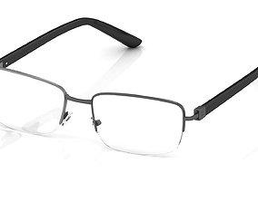 Eyeglasses for Men and Women 3D printable model eyewear